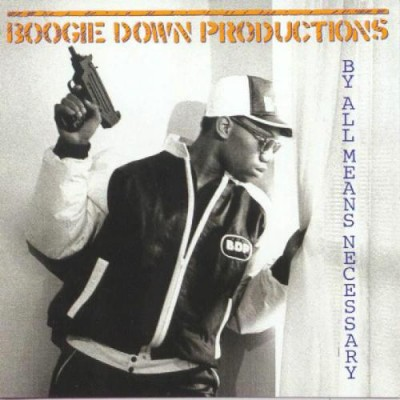 Boogie Down Productions – By All Means Necessary (CD) (1988) (FLAC + 320 kbps)