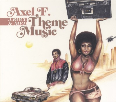 Axel F. – Theme Music (CD) (2014) (FLAC + 320 kbps)