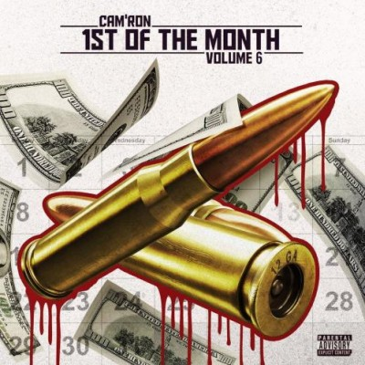 Cam'ron – 1st Of The Month, Vol. 6 EP (WEB) (2014) (320 kbps)