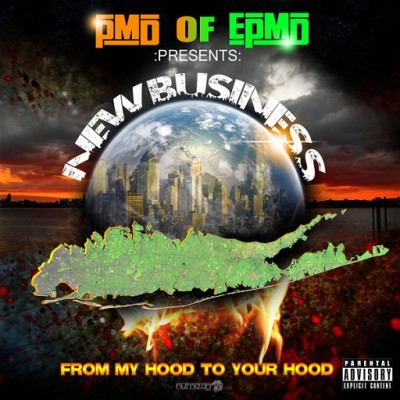 PMD – New Business EP (WEB) (2013) (320 kbps)