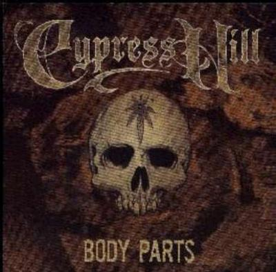 Cypress Hill – Body Parts EP (CD) (2000) (FLAC + 320 kbps)