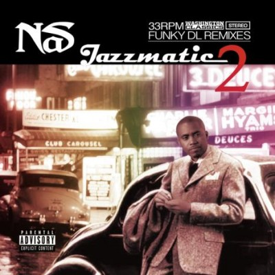 Funky DL – Jazzmatic 2 (Nas Remixes) (WEB) (2014) (FLAC + 320 kbps)