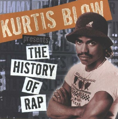 Kurtis Blow ‎Presents – The History Of Rap, Vol. 1: The Genesis (CD) (1997) (FLAC + 320 kbps)