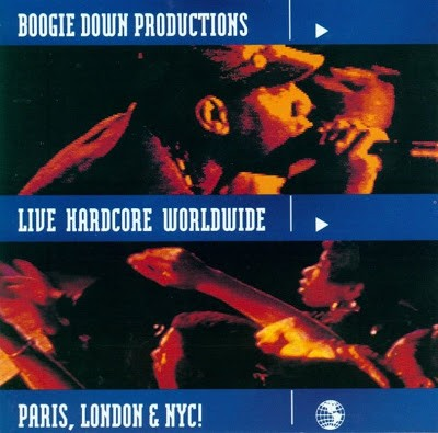 Boogie Down Productions – Live Hardcore Worldwide (CD) (1991) (FLAC + 320 kbps)