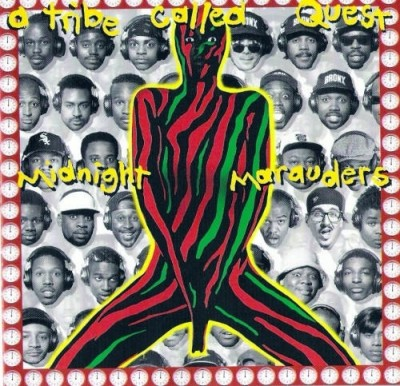 A Tribe Called Quest – Midnight Marauders (CD) (1993) (FLAC + 320 kbps)