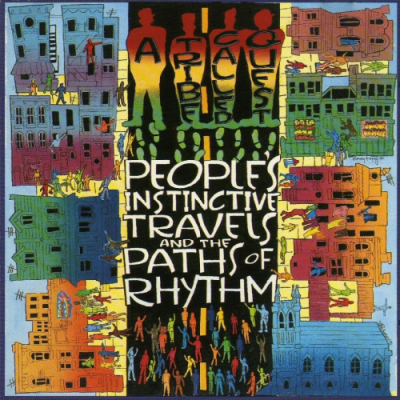 A Tribe Called Quest – People's Instinctive Travels And The Paths Of Rhythm (CD) (1990) (FLAC + 320 kbps)