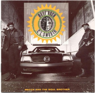 Pete Rock & C.L. Smooth – Mecca And The Soul Brother (CD) (1992) (FLAC + 320 kbps)