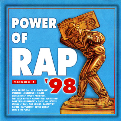 VA – Power Of Rap '98 Vol. 1 (1998) (CD) (FLAC + 320 kbps)