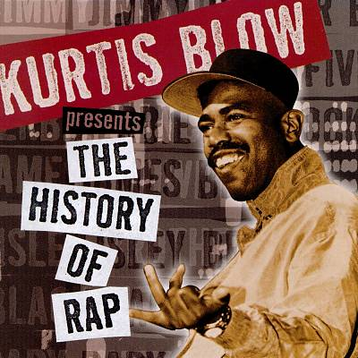 Kurtis Blow ‎Presents – The History Of Rap, Vol. 3: The Golden Age (CD) (1997) (320 kbps)