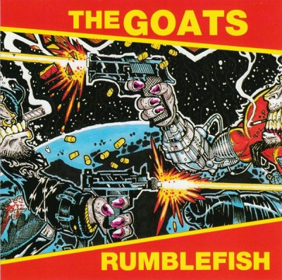 The Goats – Rumblefish (CDS) (1994) (FLAC + 320 kbps)