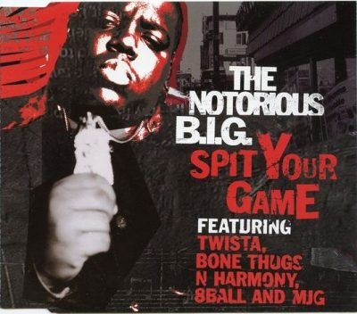 The Notorious B.I.G. – Spit Your Game (CDS) (2005) (FLAC + 320 kbps)