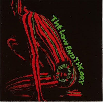 A Tribe Called Quest – The Low End Theory (CD) (1991) (FLAC + 320 kbps)