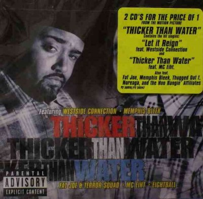OST – Thicker Than Water (2xCD) (1999) (FLAC + 320 kbps)