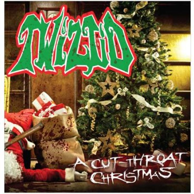 Twiztid – A Cut-Throat Christmas (CD) (2011) (FLAC + 320 kbps)