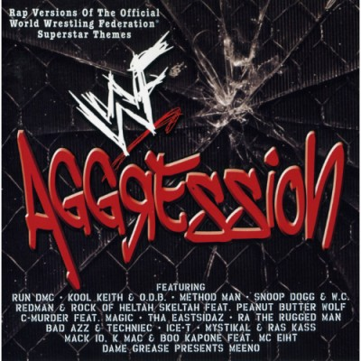 VA – WWF Aggression (CD) (2000) (FLAC + 320 kbps)