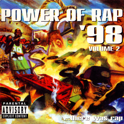 VA – Power Of Rap '98 Vol. 2… There Was Rap (CD) (1998) (FLAC + 320 kbps)