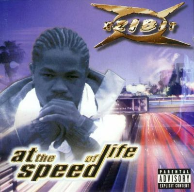 Xzibit – At The Speed Of Life (CD) (1996) (FLAC + 320 kbps)
