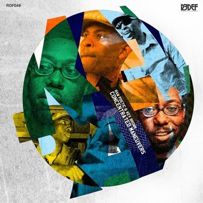 Raw Poetic & Kev Brown – Concentrated Maneuvers (WEB) (2014) (FLAC + 320 kbps)