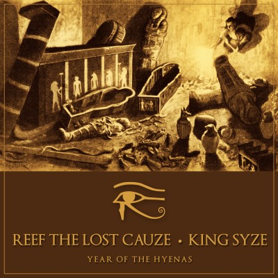 Reef The Lost Cauze & King Syze – Year Of The Hyenas (WEB) (2014) (320 kbps)