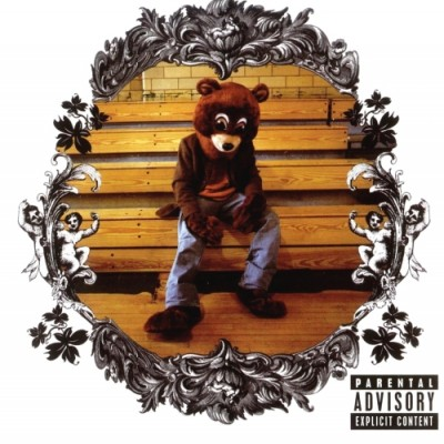Kanye West – The College Dropout (Deluxe Edition CD) (2004) (FLAC + 320 kbps)