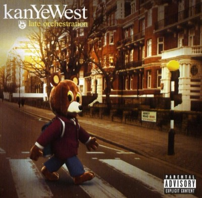 Kanye West – Late Orchestration (CD) (2006) (FLAC + 320 kbps)