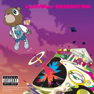 Kanye West – Graduation (Deluxe Edition CD) (2007) (FLAC + 320 kbps)