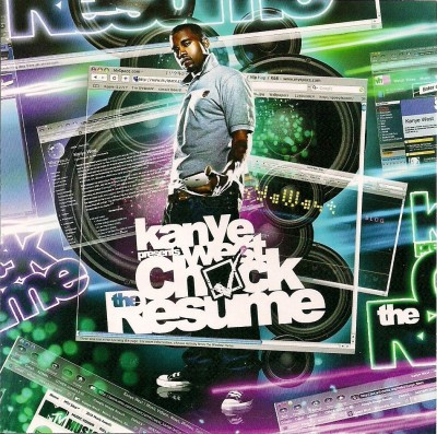 Kanye West – Check The Resume (CD) (2010) (FLAC + 320 kbps)