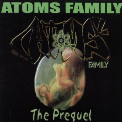 Atoms Family – The Prequel (CD) (2000) (FLAC + 320 kbps)