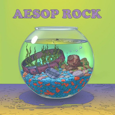 Aesop Rock – Cat Food EP (WEB) (2014) (FLAC + 320 kbps)