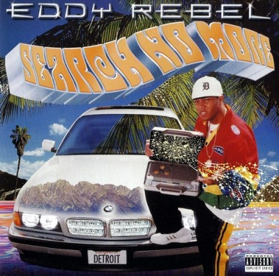 Eddy Rebel ‎– Search No More (CD) (2000) (320 kbps)