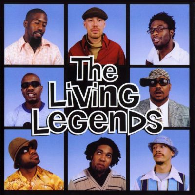 Living Legends – Creative Differences (CD) (2004) (FLAC + 320 kbps)