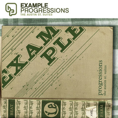 Example – Progressions: The Austin St. Suites (CD) (2001) (FLAC + 320 kbps)
