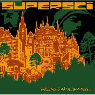 Supersci – Pinetrees On The Pavement (CD) (2006) (FLAC + 320 kbps)