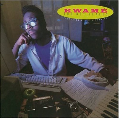 Kwamé – The Boy Genius Featuring A New Beginning (CD) (1989) (FLAC + 320 kbps)
