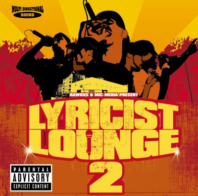 VA – Lyricist Lounge Volume 2 (CD) (2000) (FLAC + 320 kbps)