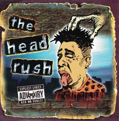 VA – The Head Rush (CD) (1995) (FLAC + 320 kbps)