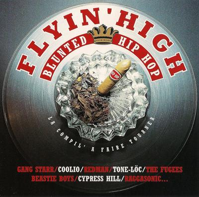 VA – Flyin' High Blunted Hip Hop (CD) (1996) (FLAC + 320 kbps)