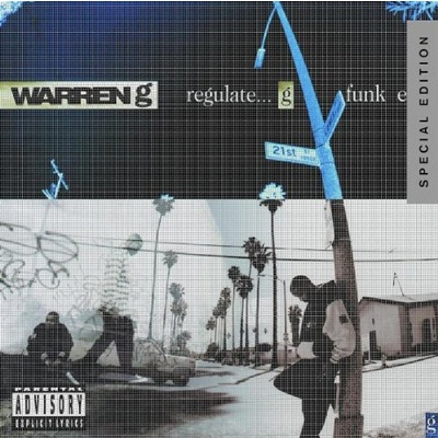 Warren G – Regulate… G Funk Era (20th Anniversary Edition CD) (1994-2014) (FLAC + 320 kbps)