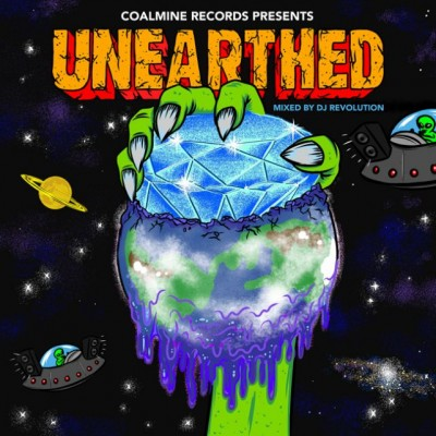 DJ Revolution – Coalmine Records Presents: Unearthed (2014) (iTunes)
