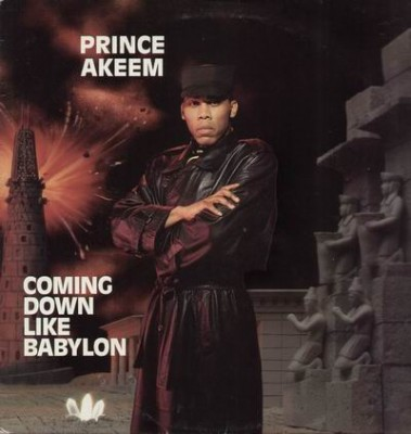 Prince Akeem – Coming Down Like Babylon (CD) (1991) (FLAC + 320 kbps)