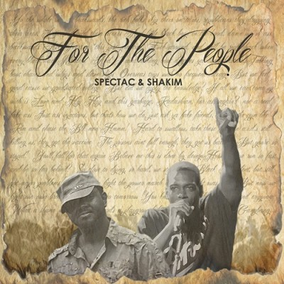 Spectac & Shakim – For The People (CD) (2013) (320 kbps)