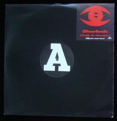 Sherlock ‎– Made To Measure Instrumentals (Vinyl) (1997) (320 kbps)