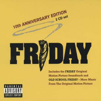 OST – Friday (10th Anniversary Edition) (2xCD) (1995-2005) (320 kbps)