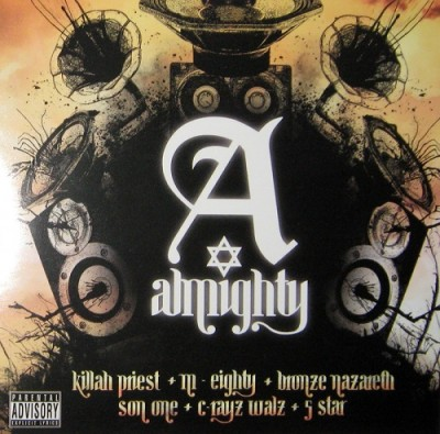 Almighty - Original S.I.N. (2008)