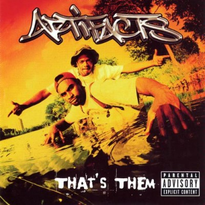 Artifacts – That's Them (CD) (1997) (FLAC + 320 kbps)