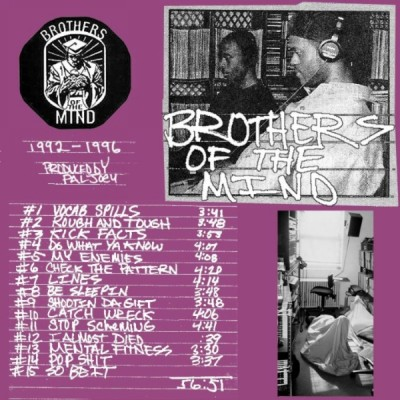 Brothers Of The Mind – Brothers Of The Mind 1992-1996 (WEB) (2010) (320 kbps)