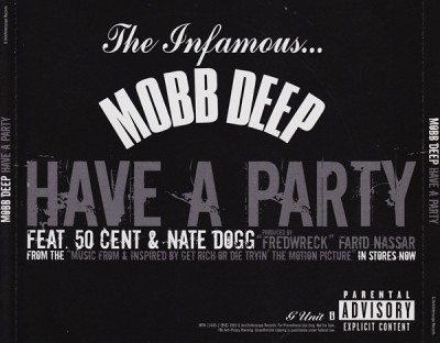 Mobb Deep – Have A Party (Promo CDS) (2005) (FLAC + 320 kbps)