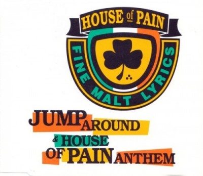 House Of Pain – Jump Around / House Of Pain Anthem (CDM) (1992) (FLAC + 320 kbps)
