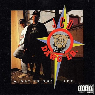 JCD And The Dawg LB – A Day In The Life (CD) (1992) (FLAC + 320 kbps)