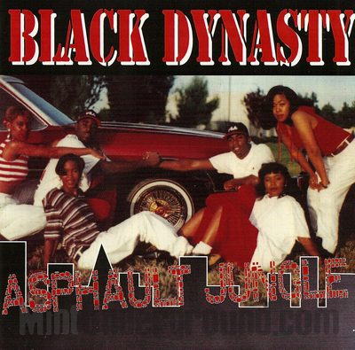Black Dynasty – Asphalt Jungle (WEB) (1993) (FLAC + 320 kbps)